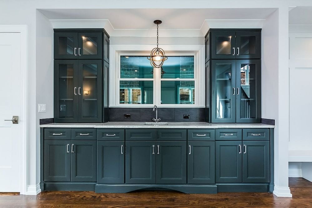 Kitchen Cabinet Remodel Lakeview, Chicago, IL