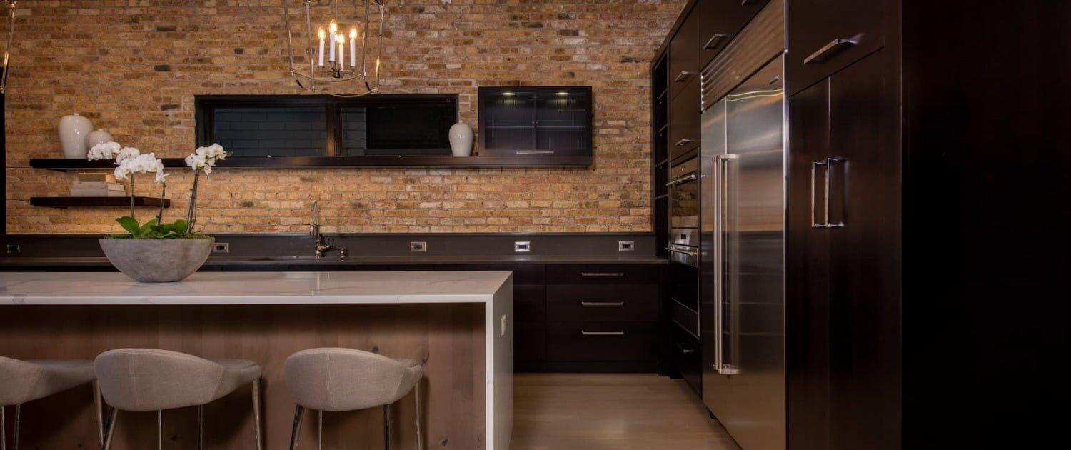 Complete Kitchen Renovation Lincoln Park Chicago