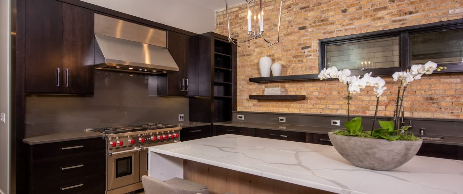 Kitchen Cabinet Renovation New Cabinets Lincoln Park Chicago