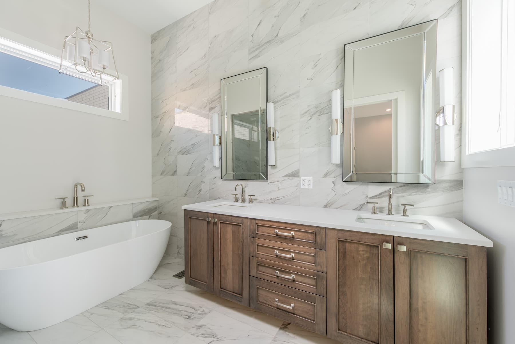 Total Bathroom Renovation Lincoln Park Chicago
